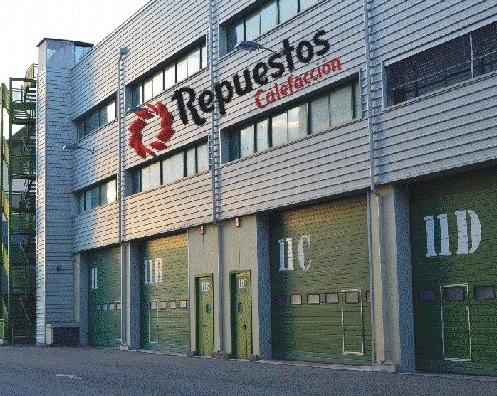 TIENDA REPUESTOS CALDERAS